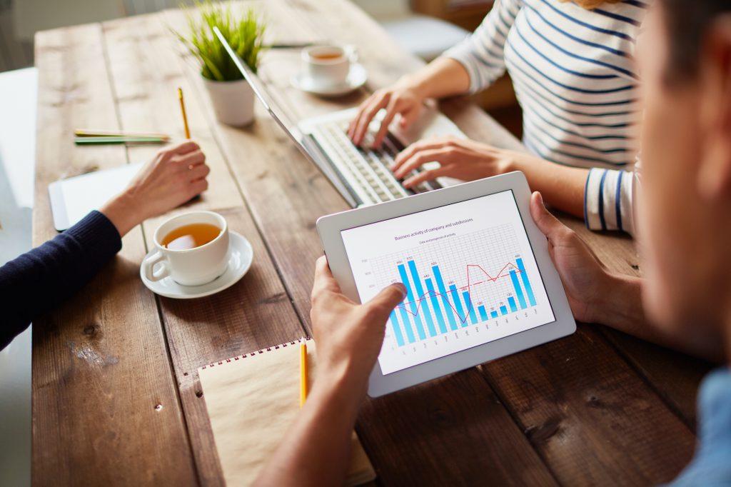 sharing analytics data
