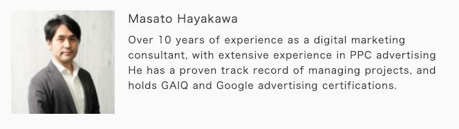 Principle Employee - Masato Hayakawa