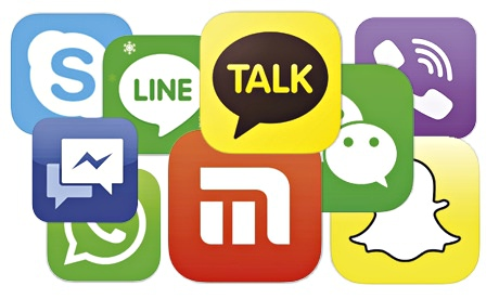 Messaging App in Asia APAC